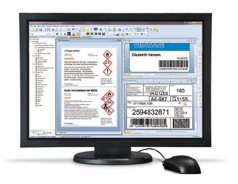 Uinou - Print & Solutions - Soluções de Impressão e Codificação - Software BarTender