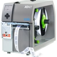 Impressora CAB XD4 dupla face - UINOU