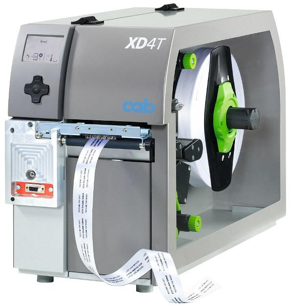 Impressora CAB XD4