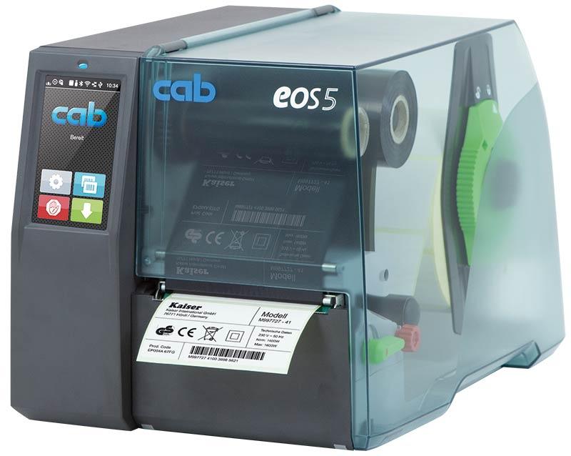 Impressora CAB EOS 5 300dpi